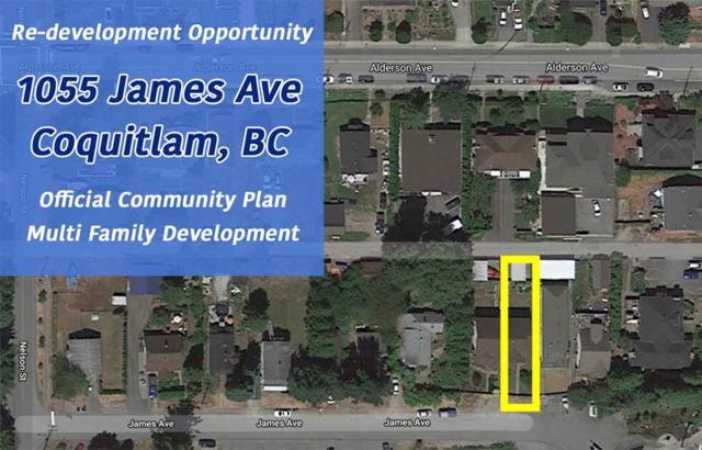 1055 James Avenue, Coquitlam, BC V3K 1S6 (#R2290239) :: West One Real Estate Team