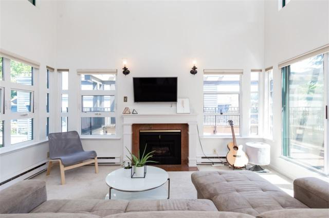 3788 W 8TH Avenue #403, Vancouver, BC V6R 1Z3 (#R2290717) :: West One Real Estate Team