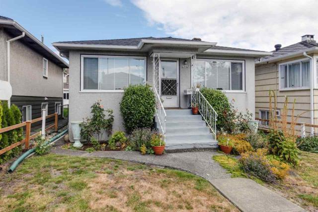 2965 E Georgia Street, Vancouver, BC V5K 2K5 (#R2291225) :: West One Real Estate Team