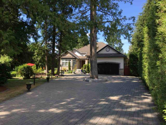 2525 East Road, Anmore, BC V3H 5G9 (#R2292419) :: West One Real Estate Team
