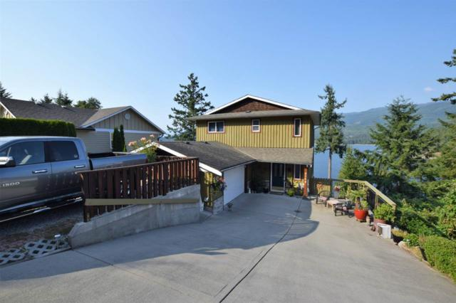6164 Poise Island Drive, Sechelt, BC V0N 3A5 (#R2293062) :: RE/MAX Oceanview Realty