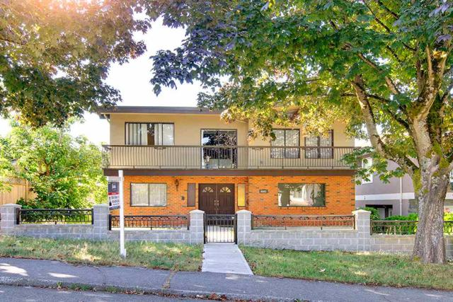 4062 Venables Street, Burnaby, BC V5C 2Z6 (#R2293608) :: West One Real Estate Team