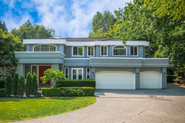 4797 The Glen, West Vancouver, BC V7S 3C3 (#R2294141) :: West One Real Estate Team