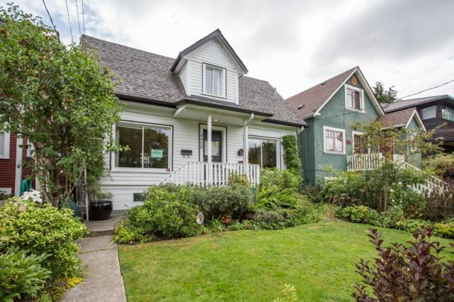 4458 James Street, Vancouver, BC V5V 3J1 (#R2294535) :: West One Real Estate Team