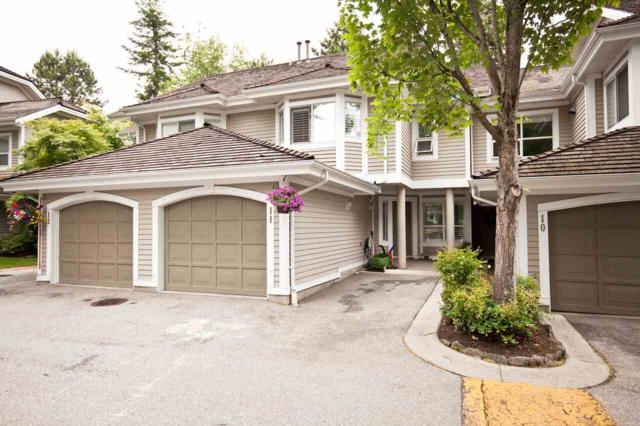 650 Roche Point Drive #11, North Vancouver, BC V7H 2Z5 (#R2295307) :: West One Real Estate Team