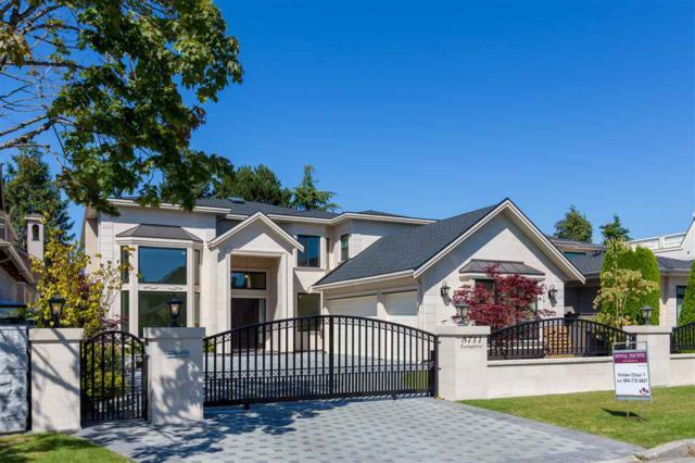 5711 Langtree Avenue, Richmond, BC V7C 4L6 (#R2296036) :: West One Real Estate Team