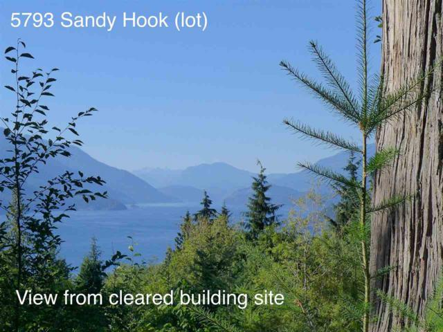 5793 Sandy Hook Road, Sechelt, BC V0N 3A4 (#R2296512) :: RE/MAX Oceanview Realty