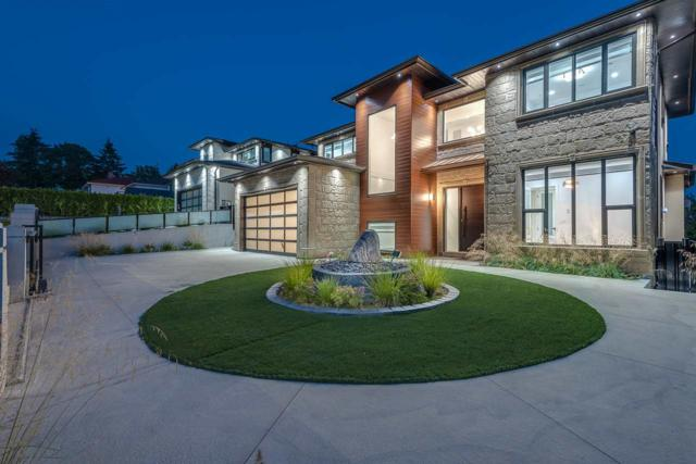 6614 Parkdale Drive, Burnaby, BC V5B 2X5 (#R2296672) :: Simon King Real Estate Group