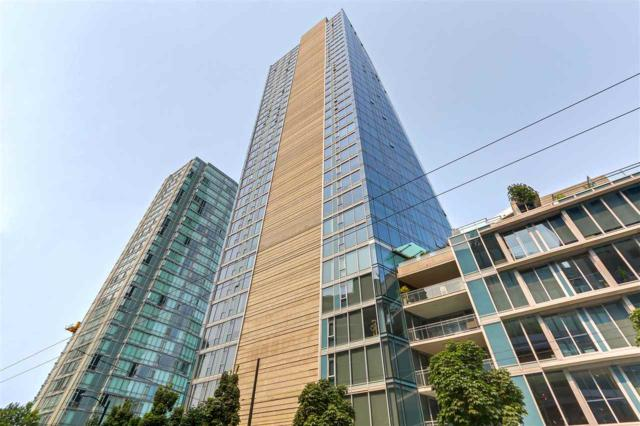 1499 W Pender Street #503, Vancouver, BC V6G 0A7 (#R2297153) :: West One Real Estate Team