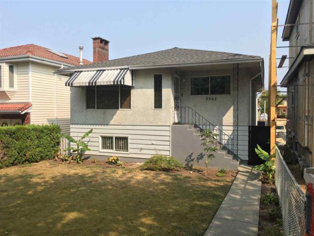 3061 E 27TH Avenue, Vancouver, BC V5R 1P1 (#R2297255) :: Simon King Real Estate Group