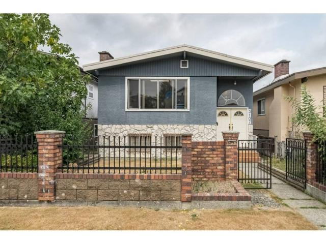 3107 E 29TH Avenue, Vancouver, BC V5R 1W3 (#R2297265) :: Simon King Real Estate Group
