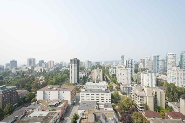1028 Barclay Street #2205, Vancouver, BC V6E 0B1 (#R2297465) :: West One Real Estate Team