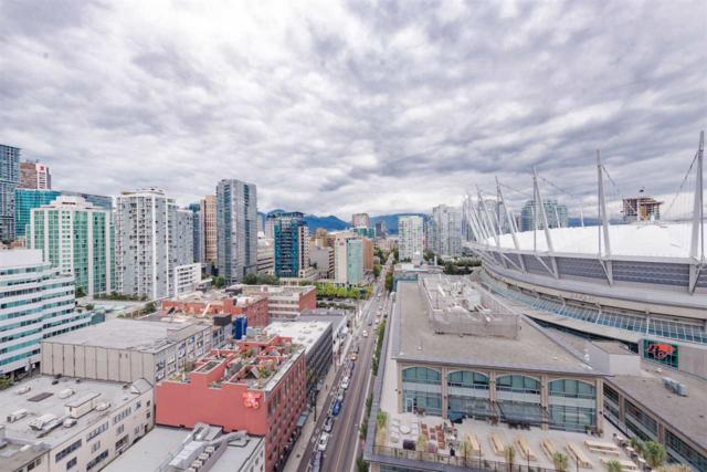 928 Beatty Street #2508, Vancouver, BC V6Z 3G6 (#R2297790) :: Vancouver Real Estate
