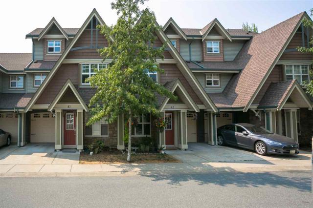 22977 116 Avenue #42, Maple Ridge, BC V2X 9A8 (#R2297997) :: West One Real Estate Team
