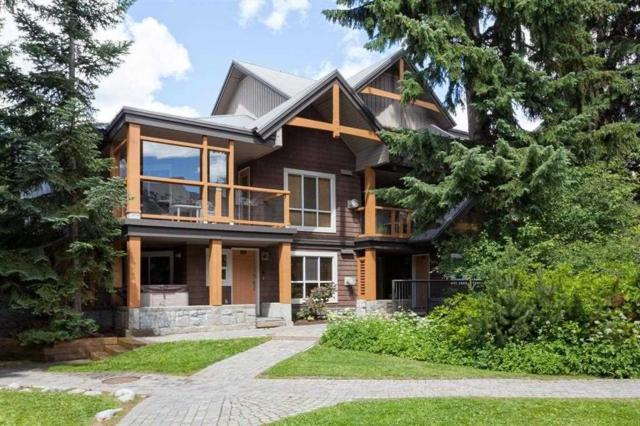 4388 Northlands Boulevard #114, Whistler, BC V0N 1B4 (#R2298907) :: Vancouver House Finders