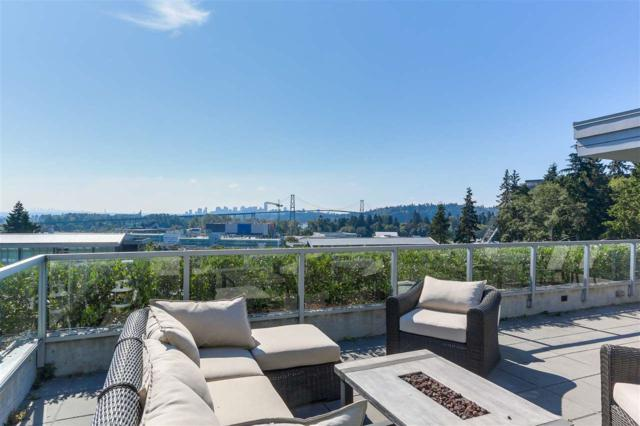 918 Keith Road #502, West Vancouver, BC V7T 1M3 (#R2300669) :: Vancouver House Finders