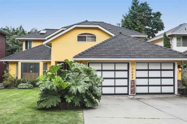 2688 Tempe Knoll Drive, North Vancouver, BC V7N 4K2 (#R2302767) :: West One Real Estate Team