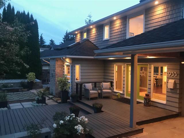 933 Melbourne Avenue, North Vancouver, BC V7R 1N8 (#R2303309) :: West One Real Estate Team
