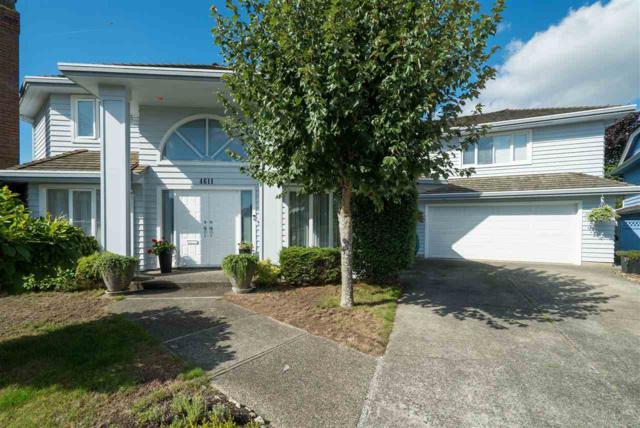 4611 St. Brides Place, Richmond, BC V7E 5V7 (#R2306154) :: Vancouver House Finders