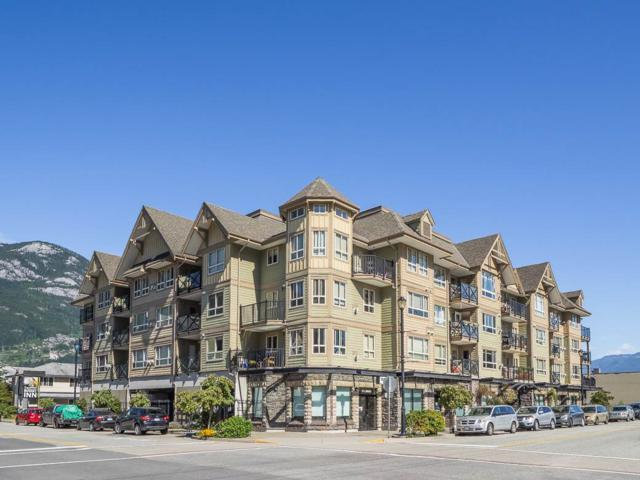 38003 Second Avenue #306, Squamish, BC V8B 0B4 (#R2306299) :: Vancouver House Finders