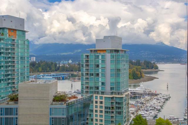 1333 W Georgia Street #1114, Vancouver, BC V6E 4V3 (#R2306332) :: TeamW Realty