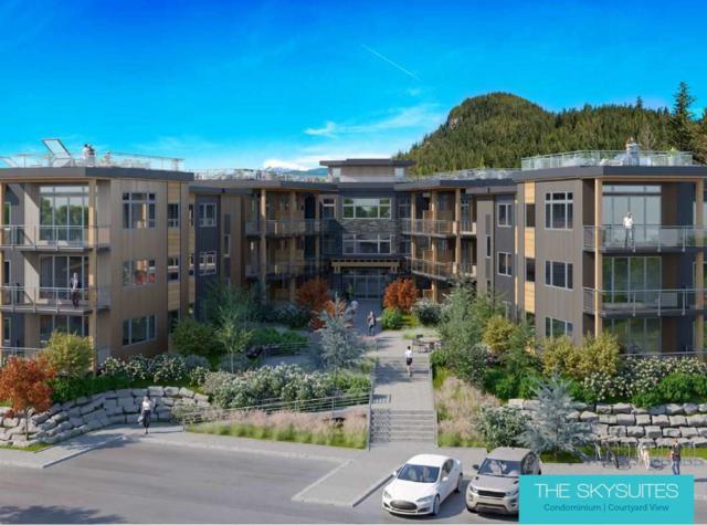 41328 Skyridge Place #202, Squamish, BC V8B 0T6 (#R2306389) :: Vancouver House Finders