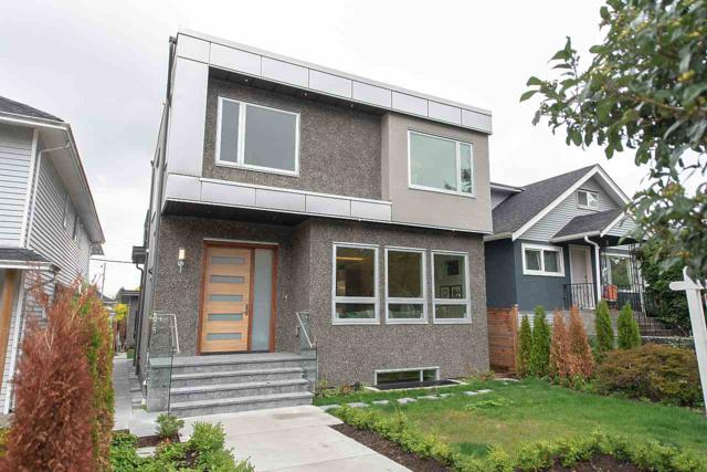 873 E 32ND Avenue, Vancouver, BC V5V 2Y7 (#R2306508) :: TeamW Realty