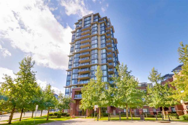 11 E Royal Avenue #1404, New Westminster, BC V3L 0A8 (#R2306588) :: Vancouver House Finders