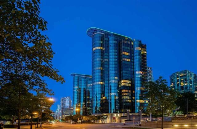 555 Jervis Street #801, Vancouver, BC V6E 4N1 (#R2306940) :: TeamW Realty