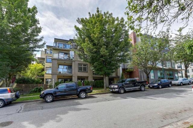 980 W 21ST Avenue #104, Vancouver, BC V5Z 1Z1 (#R2307117) :: TeamW Realty