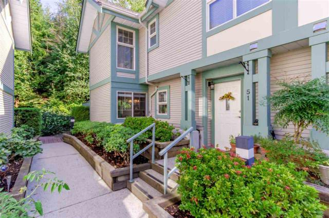 65 Foxwood Drive #51, Port Moody, BC V3H 4X2 (#R2307406) :: West One Real Estate Team