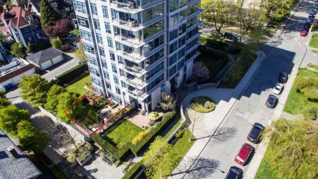 1088 W 14TH Avenue #105, Vancouver, BC V6H 0A6 (#R2307546) :: Vancouver House Finders