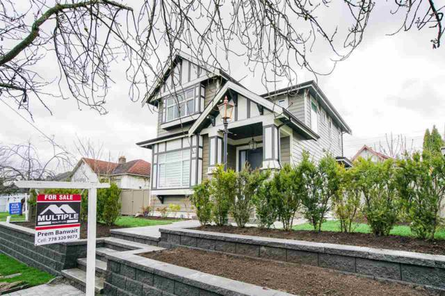 222 Osborne Avenue, New Westminster, BC V3L 1Y8 (#R2307747) :: JO Homes | RE/MAX Blueprint Realty