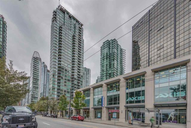 1328 W Pender Street #1107, Vancouver, BC V6E 4T1 (#R2307799) :: TeamW Realty