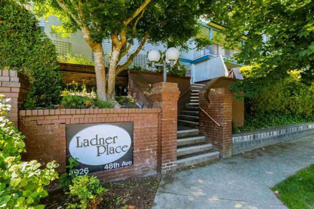 4926 48 Avenue #303, Delta, BC V4K 1V3 (#R2307838) :: JO Homes | RE/MAX Blueprint Realty