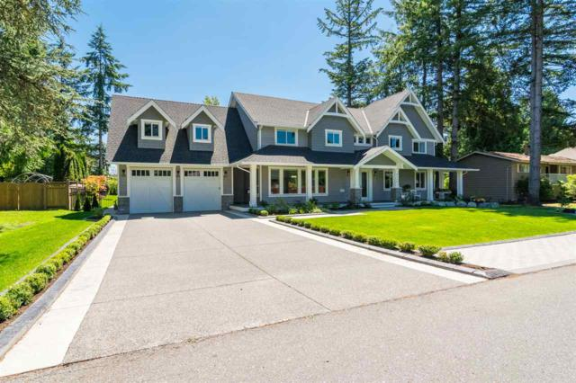 4536 Southridge Crescent, Langley, BC V3A 4N8 (#R2307860) :: Vancouver House Finders