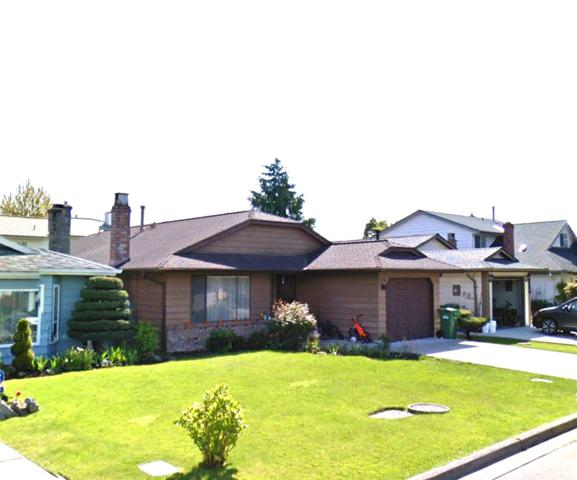 10726 Canso Crescent, Richmond, BC V7E 5B9 (#R2309539) :: Vancouver House Finders