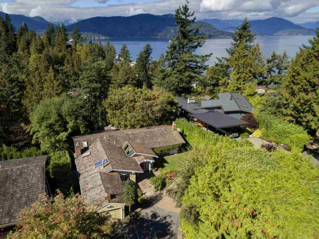 6681 Madrona Crescent, West Vancouver, BC V7W 2J9 (#R2310036) :: West One Real Estate Team