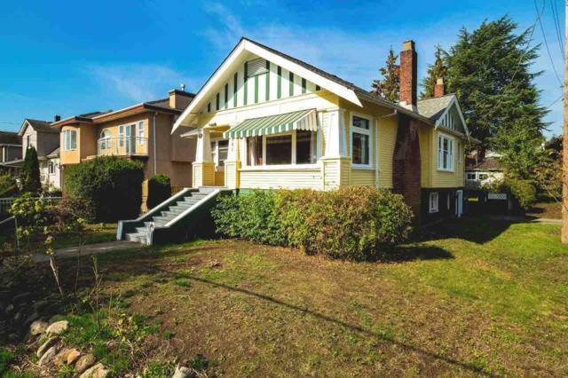 1401 Edinburgh Street, New Westminster, BC V3M 2W3 (#R2311140) :: West One Real Estate Team