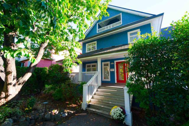 46 W 12TH Avenue #2, Vancouver, BC V5Y 1T5 (#R2311837) :: Vancouver Real Estate