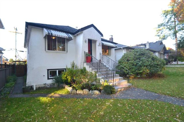 2539 E 18TH Avenue, Vancouver, BC V5M 2P4 (#R2313087) :: TeamW Realty
