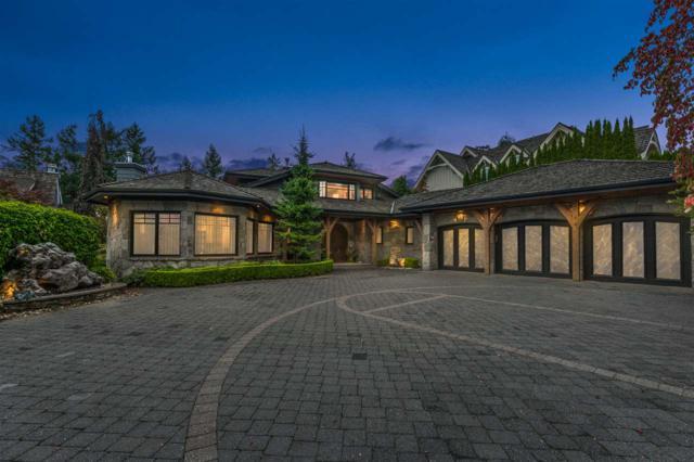 4656 Decourcy Court, West Vancouver, BC V7W 3J5 (#R2313183) :: West One Real Estate Team