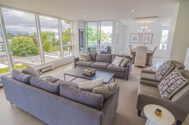 2128 W 43RD Avenue #7, Vancouver, BC V6M 2E1 (#R2313365) :: Vancouver Real Estate
