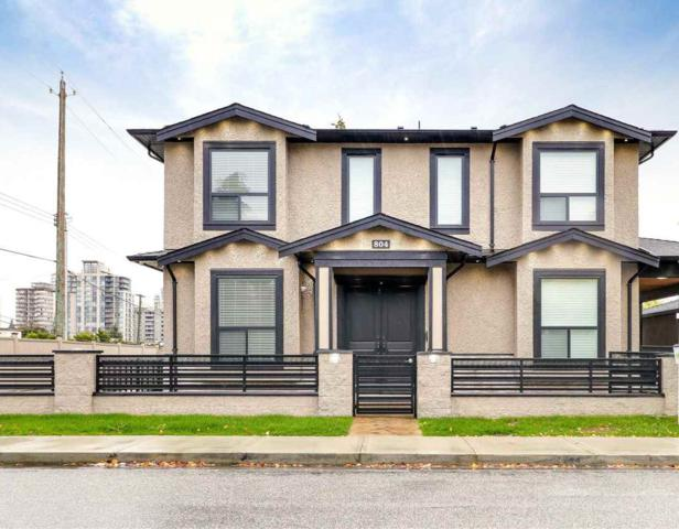 804 Dublin Street, New Westminster, BC V3M 3T1 (#R2313438) :: Vancouver Real Estate