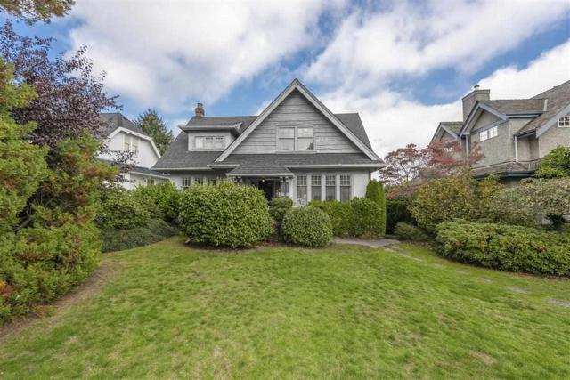 1127 W 32ND Avenue, Vancouver, BC V6H 2H8 (#R2314896) :: TeamW Realty