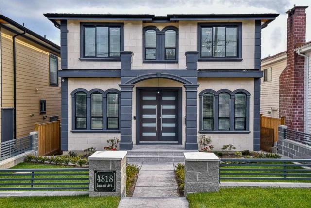 4818 Inman Avenue, Burnaby, BC V5G 2Y4 (#R2314914) :: West One Real Estate Team