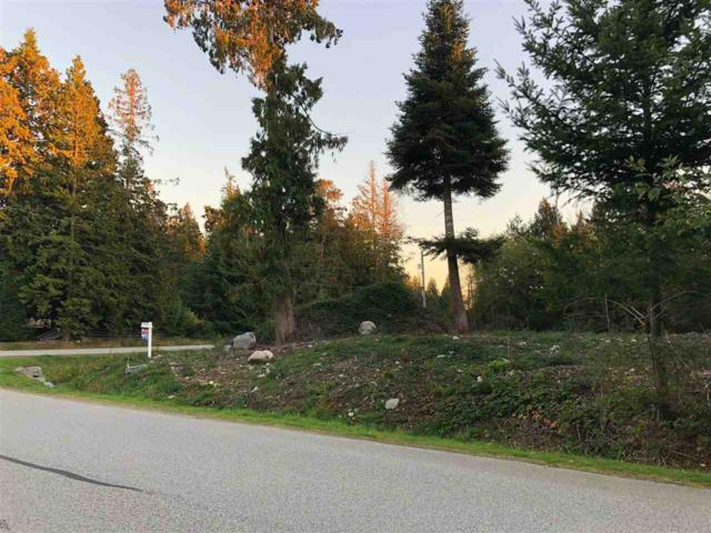 LOT 11 Sunnyside Drive, Gibsons, BC V0N 1V0 (#R2315191) :: RE/MAX City Realty