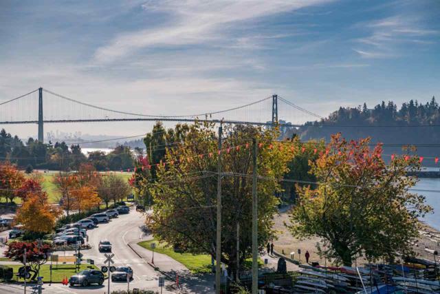 1355 Bellevue Avenue #402, West Vancouver, BC V7T 0B4 (#R2315935) :: Vancouver Real Estate
