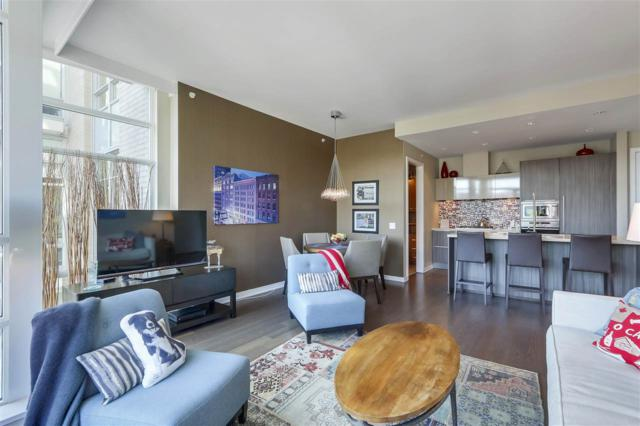 1616 Columbia Street #710, Vancouver, BC V5Y 0B7 (#R2316031) :: Vancouver Real Estate