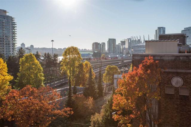 718 Main Street #603, Vancouver, BC V6A 0B1 (#R2316300) :: TeamW Realty